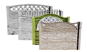 oferta ogrodzenia betonowe